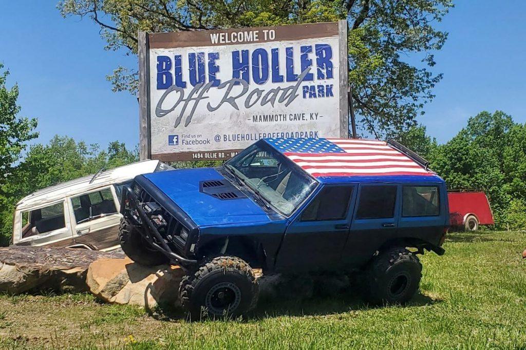 Blue Holler OffRoad Park